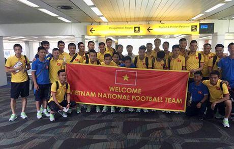 Doi tuyen Viet Nam thieu nguoi, thieu thoi gian cho tran dau voi Indonesia - Anh 1