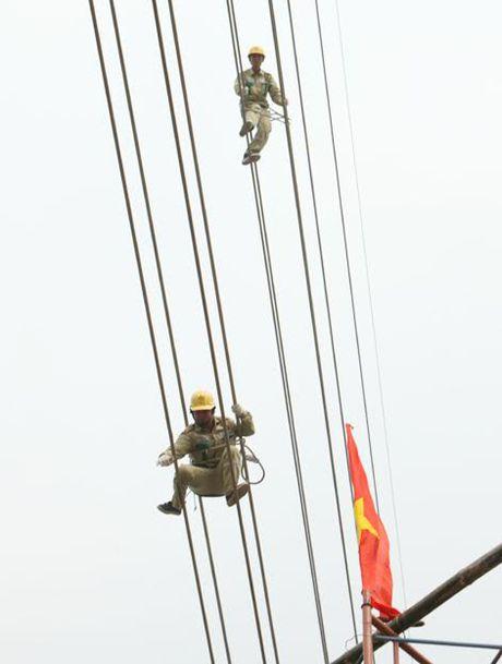 Vinh danh nhung nguoi xay dung Duong day 500 kV Bac - Nam - Anh 1
