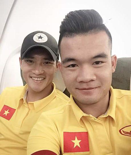 HLV Riedl va hoc tro cu Huu Thang nong long gap lai nhau tai Indonesia - Anh 6