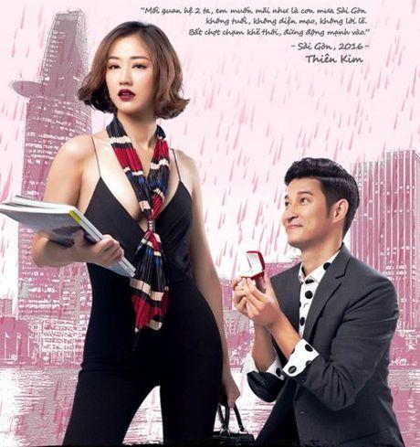"""Tham dam tinh yeu trong phim """"Sai Gon, Anh Yeu Em"""" - Anh 1"""
