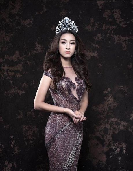 Sau gan 2 thang dang quang, HH Do My Linh bat ngo xinh dep - Anh 9