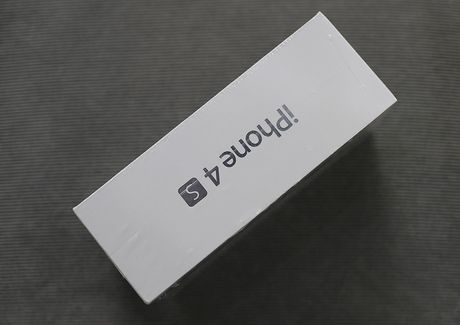 iPhone 4s 8GB chua kich hoat tran ve Viet Nam voi gia 3,2 trieu - Anh 2