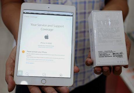iPhone 4s 8GB chua kich hoat tran ve Viet Nam voi gia 3,2 trieu - Anh 7