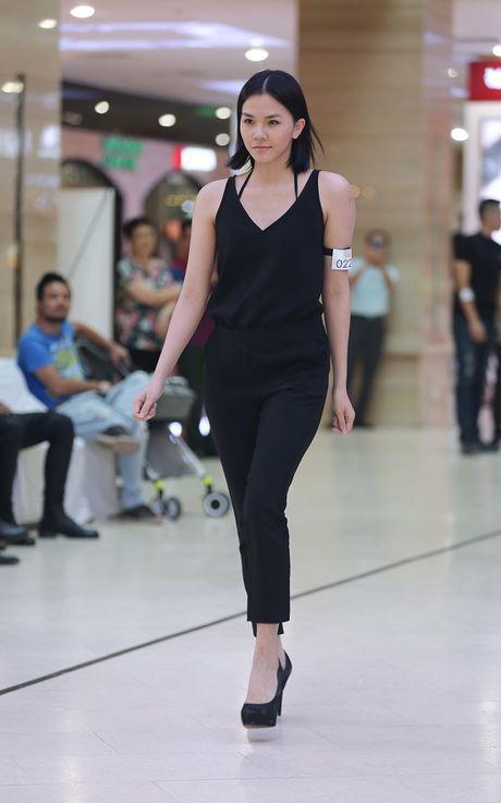 Vietnam International Fashion Week Thu Dong 2016 hoi tu dan mau khung - Anh 6