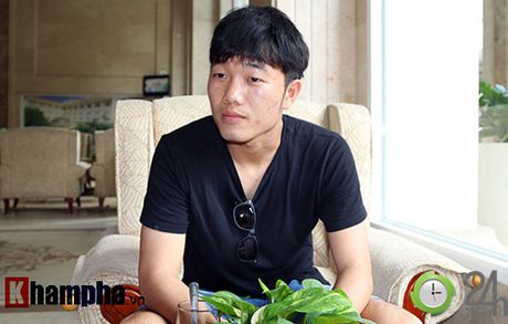 Xuan Truong: Uoc mo cung U23 Viet Nam vo dich SEA Games - Anh 1
