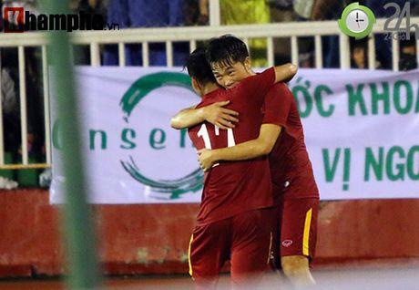 Xuan Truong: Uoc mo cung U23 Viet Nam vo dich SEA Games - Anh 2