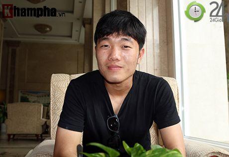 Xuan Truong: Uoc mo cung U23 Viet Nam vo dich SEA Games - Anh 3