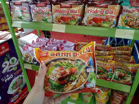 Nguoi tieu dung Ha Noi 'san lung' thuc pham sach tai 'phien cho xanh tu te' - Anh 35