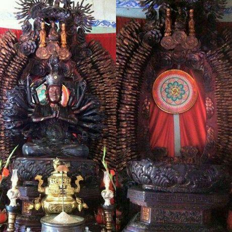 Buc Tuong Phat Ba Quan The Am da duoc tim thay o ve duong - Anh 2