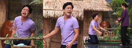 'Ky tai thach dau': Truong Giang lay nuoc mat cua ban dien va khan gia - Anh 3