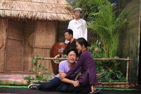 'Ky tai thach dau': Truong Giang lay nuoc mat cua ban dien va khan gia - Anh 4