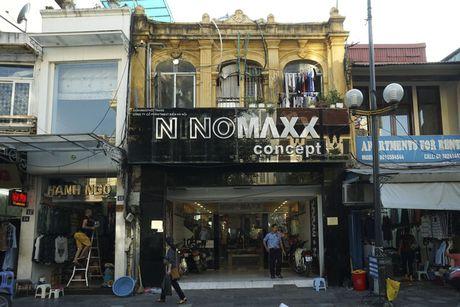 Nha cu mat pho Ha Noi: Duoi long lanh, tren xap xe - Anh 5