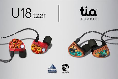 64 Audio My ra mat 2 mau in-ear dat nhat the gioi, toi 95 trieu dong - Anh 2