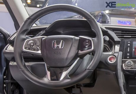 Ngam Honda Civic hoan toan moi, sedan thu hut nhat VMS 2016 - Anh 13