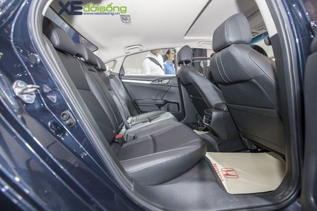 Ngam Honda Civic hoan toan moi, sedan thu hut nhat VMS 2016 - Anh 14