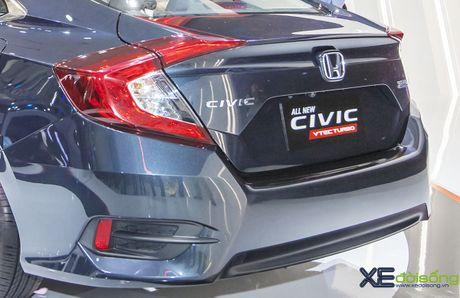 Ngam Honda Civic hoan toan moi, sedan thu hut nhat VMS 2016 - Anh 15