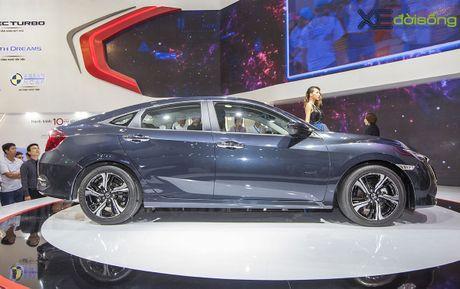 Ngam Honda Civic hoan toan moi, sedan thu hut nhat VMS 2016 - Anh 7