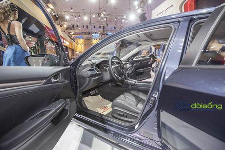Ngam Honda Civic hoan toan moi, sedan thu hut nhat VMS 2016 - Anh 9