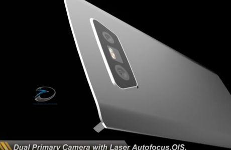 Ban dung LG G6 dau tien: man 4K, sac nhanh wireless - Anh 3