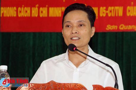 Dang bo xa Son Quang sinh hoat tu tuong thang 10 - Anh 1