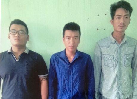 TP. HCM: Bat trum giang ho Hai Phong buon ma tuy - Anh 1