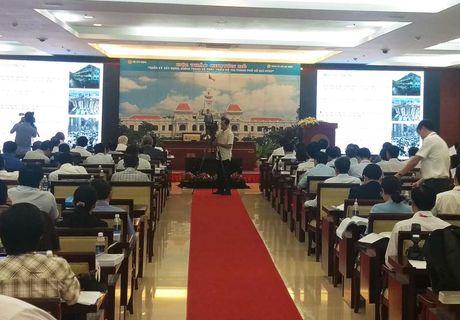 TP Ho Chi Minh: Can giai phap dot pha de chinh trang, phat trien do thi - Anh 2