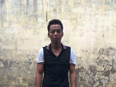 Bat doi tuong van chuyen ma tuy chong tra cong an - Anh 1