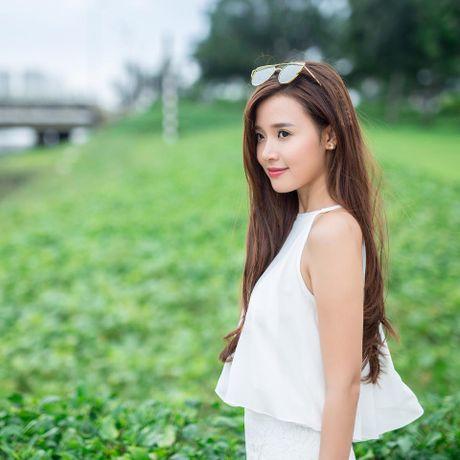 Khong phai giau sang, day moi la cuoc song vo chong Midu mo uoc.... - Anh 1