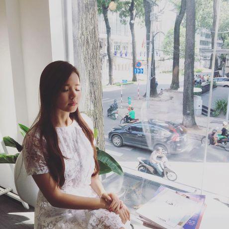 Khong phai giau sang, day moi la cuoc song vo chong Midu mo uoc.... - Anh 3