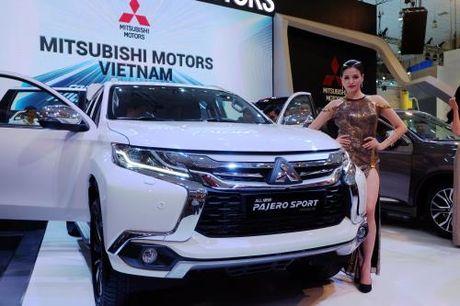 Tan binh Mitsubishi Pajero Sport du kien co gia ban tu 1,4 ty dong - Anh 1