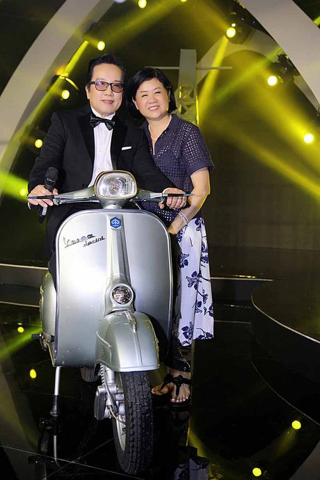 Elvis Phuong tiet lo chuyen vo 'dang' ly nuoc, to bun tan tay - Anh 3