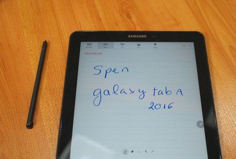Can canh may tinh bang Galaxy Tab A 2016 ho tro S-Pen - Anh 10