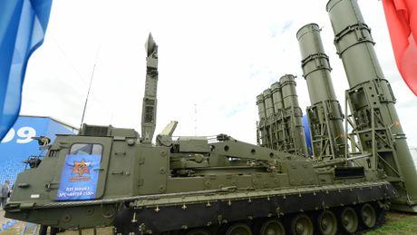 Nga giai thich dua ten lua S-300 den Syria de chong ten lua hanh trinh - Anh 1
