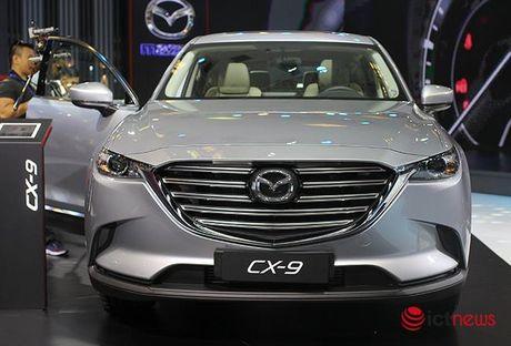 Can canh Mazda CX-9 vua co mat tai Viet Nam - Anh 1