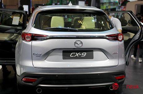 Can canh Mazda CX-9 vua co mat tai Viet Nam - Anh 8