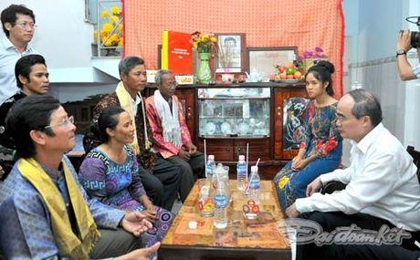 : Hoat dong cua Chu tich Nguyen Thien Nhan tai Ninh Thuan - Anh 14