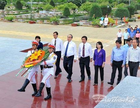 : Hoat dong cua Chu tich Nguyen Thien Nhan tai Ninh Thuan - Anh 15