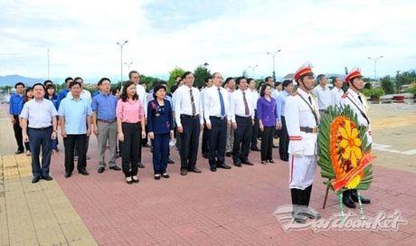 : Hoat dong cua Chu tich Nguyen Thien Nhan tai Ninh Thuan - Anh 16