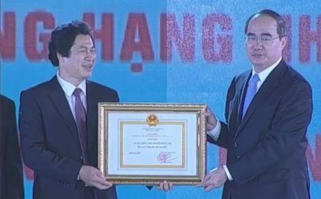 Huyen Dong Anh (Ha Noi) ky niem 140 nam thanh lap - Anh 2