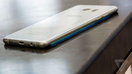 Samsung tang loi nhuan gap doi sau vu Note 7 - Anh 1