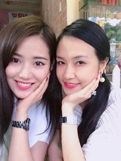 Nhan sac ban gai moi cua rapper Tien Dat - Anh 11