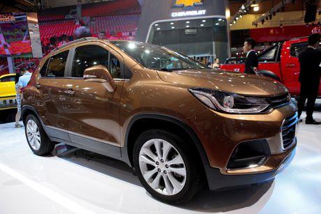 5 mau xe hut khach nhat Vietnam Motor Show 2016 - Anh 1