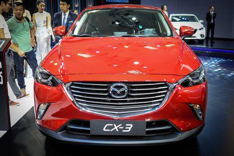 5 mau xe hut khach nhat Vietnam Motor Show 2016 - Anh 2