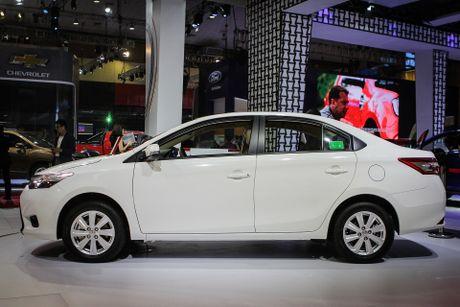 Anh Toyota Vios 2016 gia 532 trieu moi ban o Viet Nam - Anh 2