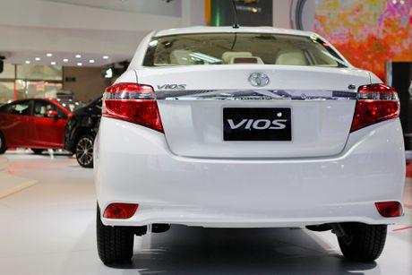 Anh Toyota Vios 2016 gia 532 trieu moi ban o Viet Nam - Anh 4