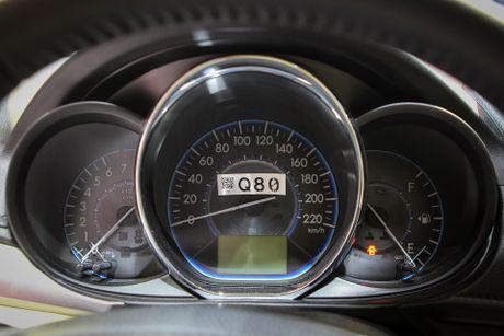 Anh Toyota Vios 2016 gia 532 trieu moi ban o Viet Nam - Anh 8
