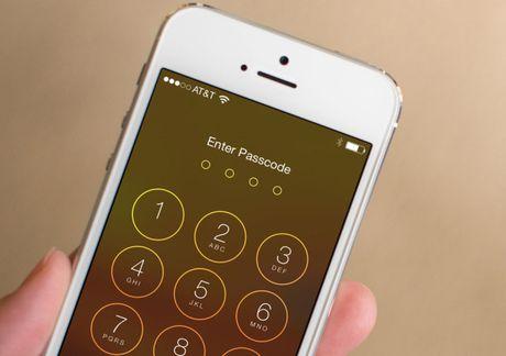 FBI lai mac ket voi iPhone cua nghi pham khung bo - Anh 1