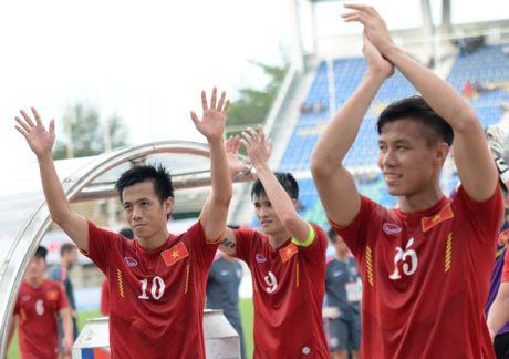 Tuyen Viet Nam duoc thay 6 cau thu o tran gap Indonesia - Anh 1