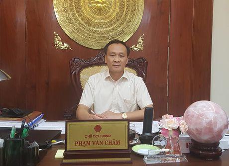 Que huong Tong bi thu don huan chuong Lao dong - Anh 3