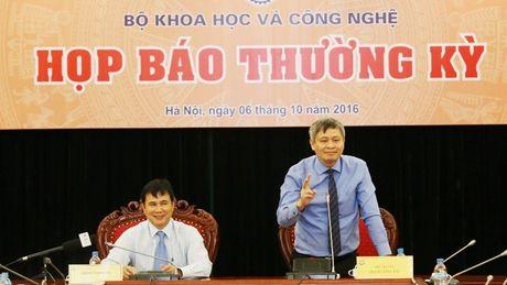 Bo Khoa hoc - Cong nghe noi gi ve viec 'chi khong het tien'? - Anh 1